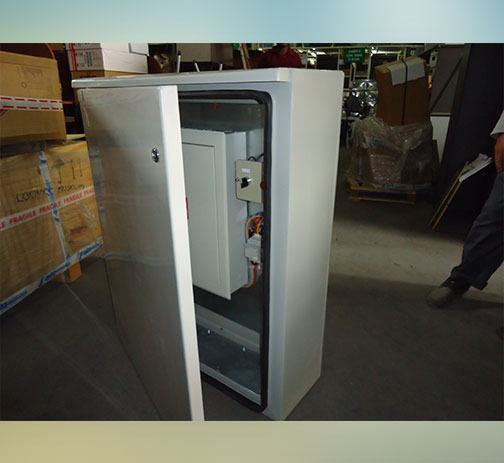 Grp Water Tanks UAE, Ladder Manufacturers in UAE - Gallery
